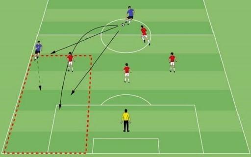 Phương pháp chạy chỗ bóng đá 5 người mang đến độ hiệu quả cao