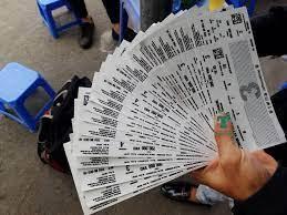 Lưu ý khi mua vé online